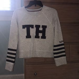 Tommy Hilfiger cropped sweater